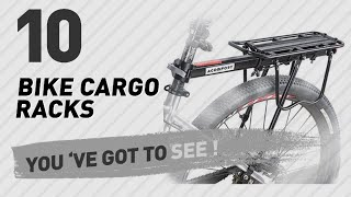 Top 10 Bike Cargo Racks // New & Popular 2017