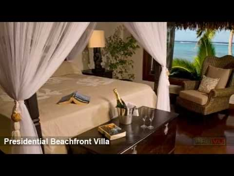 Te Manava Luxury Villas and Spa Hotel Video
