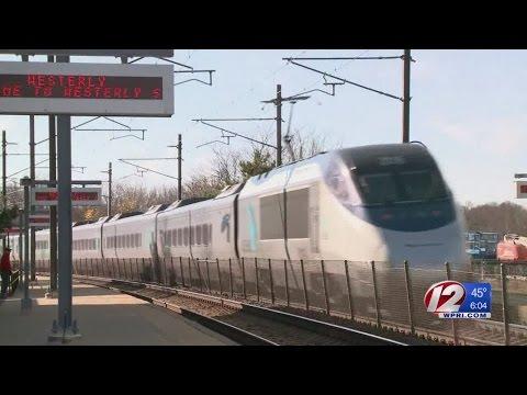 Gov. Raimondo Won't Support High-Speed Train Plan
