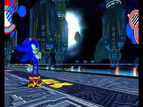 Sonic Generations Shadic mod(Бета)+download - YouTube