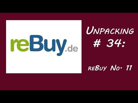 Unpacking #34 reBuy No. 11