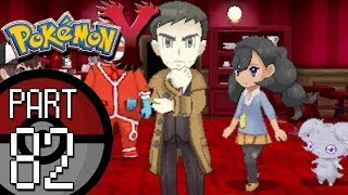"Pokemon X and Y - Part 82: Looker Bureau | Final Chapter - ""Here"