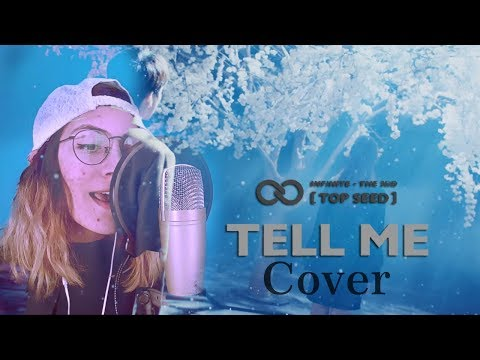 [COVER] Tell me - INFINITE (인피니트)||Lia Jung