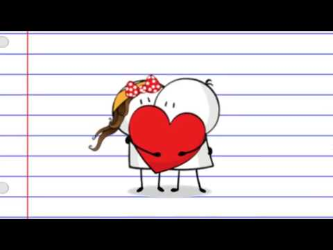 Pyar Tune Kya Kiya  Whatsapp Status Cute Animation Love Story (Download Link In Description)