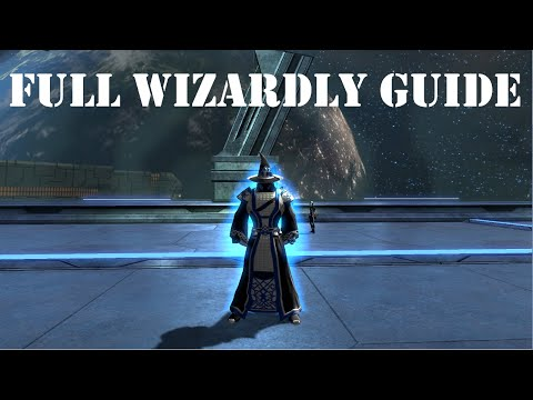 DCUO: Full Wizardly In Depth Guide