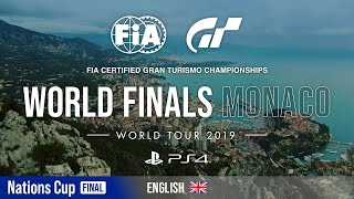 [English] FIA GT Championships 2019 | Nations Cup | World Finals | Final