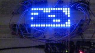 RGB Matrix Display Progress (2)