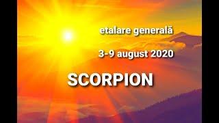 SCORPION - Echilibrare, vindecare sufletească și perspectiva unui viitor mai bun