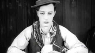 Buster Keaton Go West (1925) 2