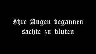 eisregen - Am Glockenseil (Lyrics Video)