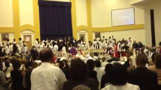 Bishop Harold Ivory Williams Homegoing Praise Break