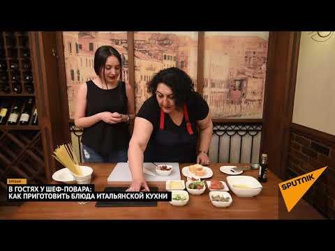 Pizza Toria Chef: Sputnik Journalist Visit