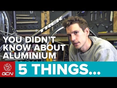 Carbon Fiber Vs Aluminium – 5 Things You Didn't Know About Aluminium