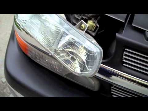 How To Install Hid S Into A 99 03 Chevy Silverado