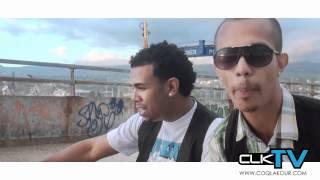 """TATANE ET OMEGA ,préparation du clip """"BOUM BOUM laisses toi aller"""" JUIN 2012"""