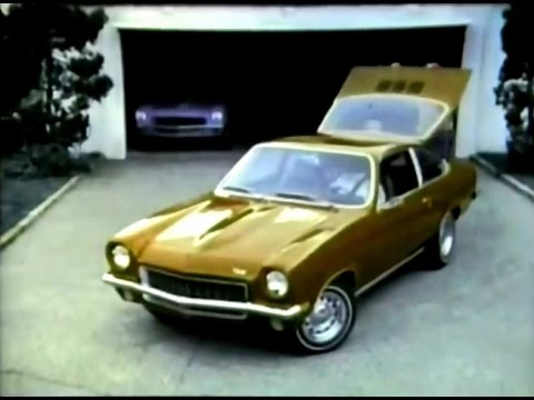 Chevy Vega Family Cars Commercial 1970 Youtube