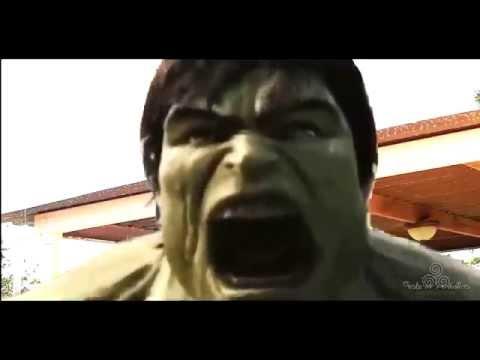 Hulk vs Danny Kobe and Spiderman full movie bloopers