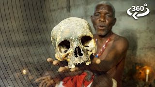 Witness the Mysterious World of West African Voodoo