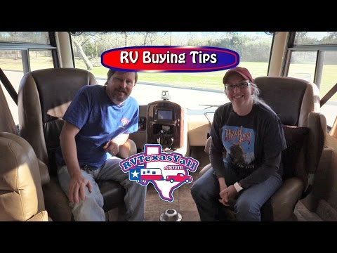 RV Buying Tips: What to Look For When You're Buying An RV