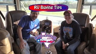 RV Buying Tips: What to Look For When You're Buying An RV thumbnail