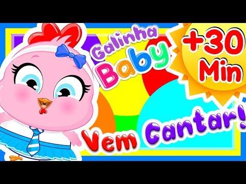 Sambalelê +30 Min De Música Infantil Com A Galinha Baby