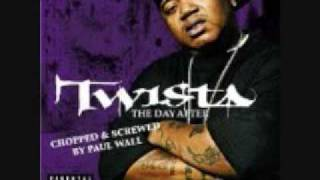Twista - Fire(Chopped N Screwed)