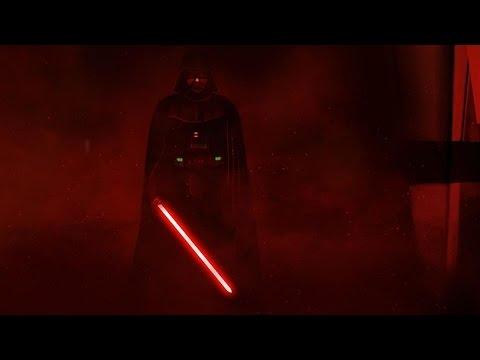 Сцена с Дартом Вейдером - Изгой-один: Звёздные войны