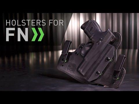FN Pistol Holsters By Alien Gear