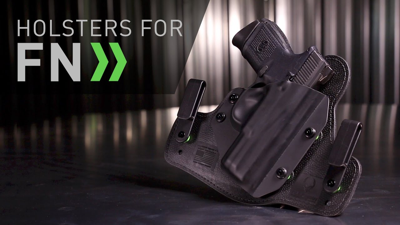 FN Pistol Holsters by Alien Gear