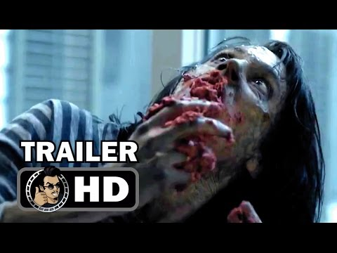 HERE ALONE Official Trailer (2017) Lucy Walters Zombie Horror Movie HD streaming vf