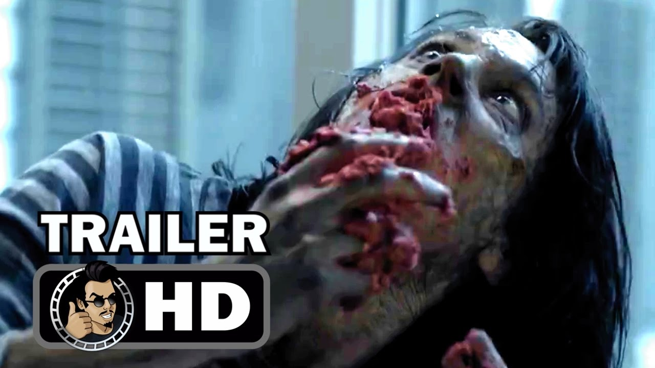 HERE ALONE Official Trailer 2017 Lucy Walters Zombie Horror Movie HD