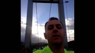 Vodafone 38. İstanbul Maratonu 10 km.