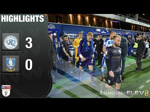 Queens Park Rangers 3 Sheffield Wednesday 0 | Extended highlights | 2018/19