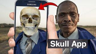 3D Anatomical skull Models for Medical Student