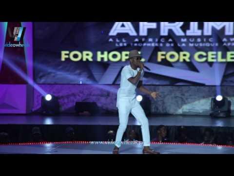 PATORANKING'S PERFORMANCE AT #AFRIMA3.0 2016 (Nigerian Entertainment)