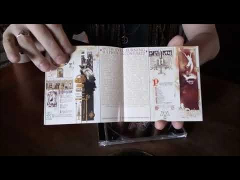 "Darkend - ""Spiritual Resonance"" CD unboxing Mp3"
