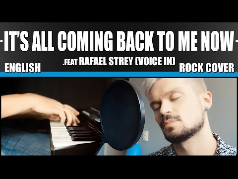 """Céline Dion - """"IT'S ALL COMING BACK TO ME NOW""""   Guitarrista de Atena ft. Rafael Strey   VOICE IN  """
