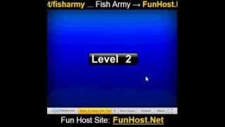 Fisk arme - spel