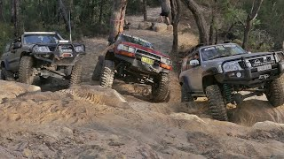 Toolbox Hill 4x4 Challenge
