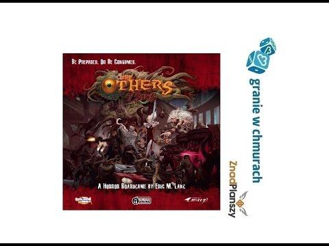 The Others - zasady, przykładowa rozgrywka