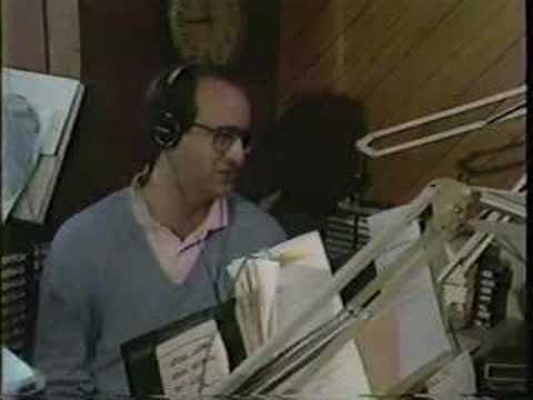 (www.RadioTapes.com) KQRS-FM - 1988 - Mark Rosen leaving KQ for WCCO Radio - report aired on WCCO-TV