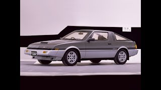 #mitsubishi starion turbo gsr III(1982–1987)#concept car