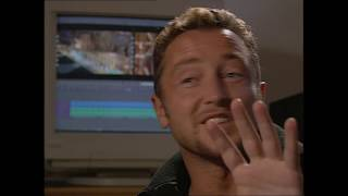 The Making of Michael Flatley's Feet of Flames (excerpt)