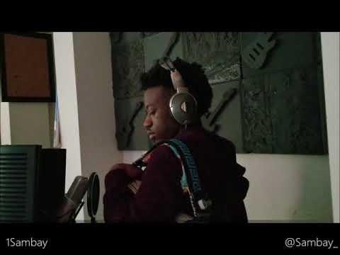 Wale - My Love (feat. Major Lazer, Wizkid and Dua Lipa) #SambayTalkingDrumCovers