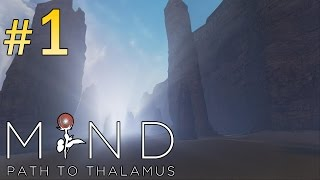 MIND Path To Thalamus Walkthrough - part 1 Gameplay No Commentary