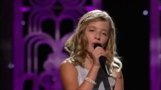 Jackie Evancho ( I See The Light)