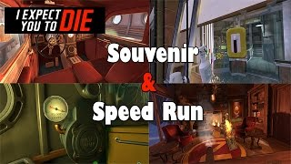 PSVR | I Expect You To Die: Souvenir/Speed Run