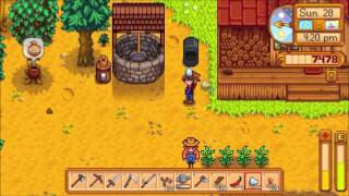 Stardew Valley Tutorial - Mining and Smelting