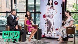 "Becca Kufrin & Garrett Yrigoyen Discuss ""The Bachelorette"""