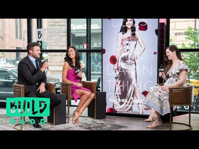"Becca Kufrin & Garrett Yrigoyen Discuss \""The Bachelorette\"""